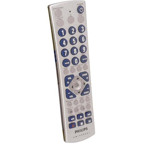philips remote. amazon.com: philips pm335 3 + 2 device big button universal remote control (discontinued by manufacturer): home audio \u0026 theater