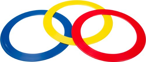 Juggling Rings - Set of 3 Juggling ()