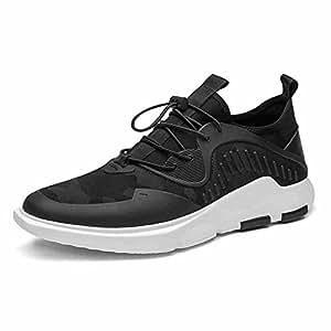 YIXINY Deporte Zapato 17133 Primavera Y Otoño Negro Transpirable Zapatos Casuales Al Aire Libre Para Correr Zapatos De Los Hombres ( Tamaño : EU39/UK6/CN39 )
