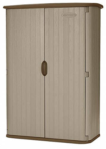 Suncast BMS4500 Large Vertical Storage Shed