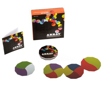 Funnybone Toys / Array - An Award-Winning Color Matching Game with a Twist from Funny Bone Toys