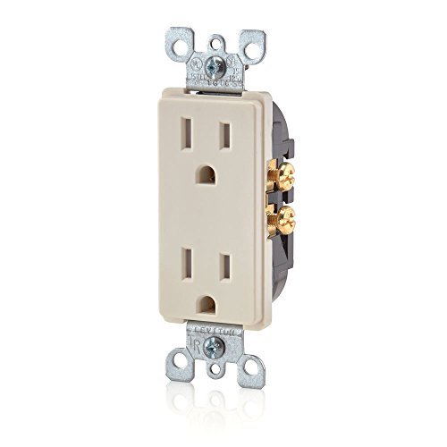 Leviton T5325 T Resistant Receptacle Grounding