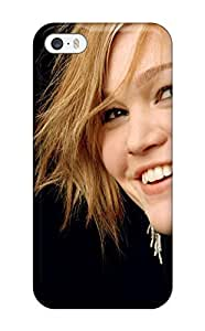 Hot HjtVgYm3212FCMDn Julia Stiles Tpu Case Cover Compatible With Iphone 5/5s by icecream design