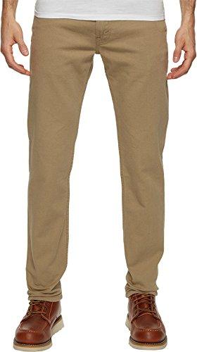 Levis Cords - Levi's Men's 511 Slim Fit Jean, Kakhi - Piece Dye - Stretch, 32W x 32L