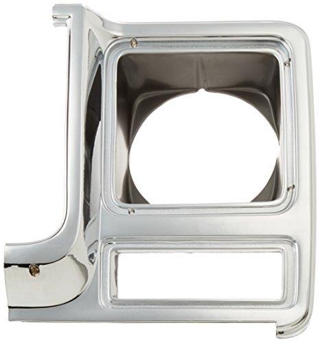 OE Replacement Chevrolet/GMC Driver Side Headlight Door (Partslink Number GM2512104)
