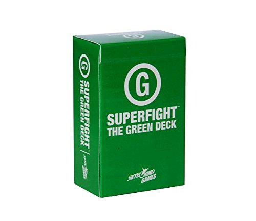 Superfight SKY 426 Green Deck