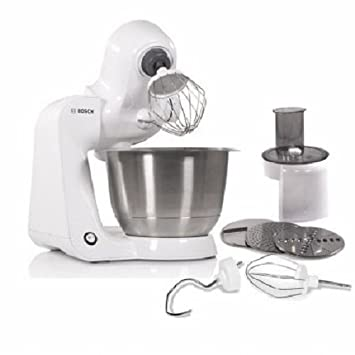 Amazon.Com: Bosch Styline Stand Mixer With Continuous Shredder