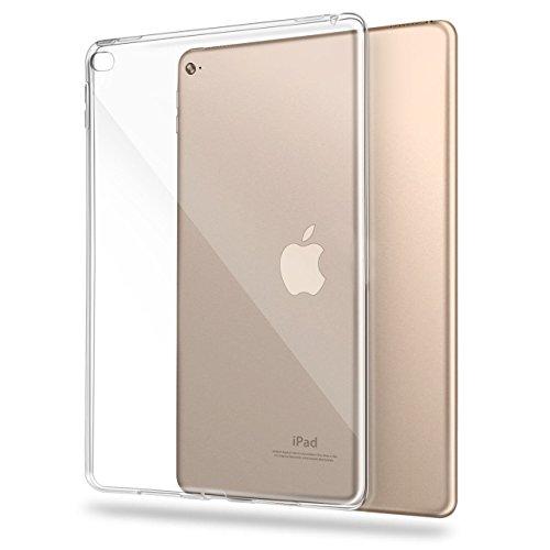 Asgens iPad Air 2 9.7'' Clear case Transparent Soft TPU Case for iPad Air 2 iPad 6 9.7 -