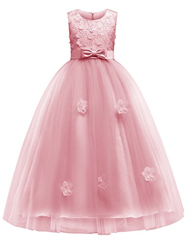 Wedding Dresses For Kids ,Blevonh Girls Formal Pageant