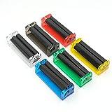 GOSONO 2PCS 70mm Roller Hand Cigarette Maker Easy