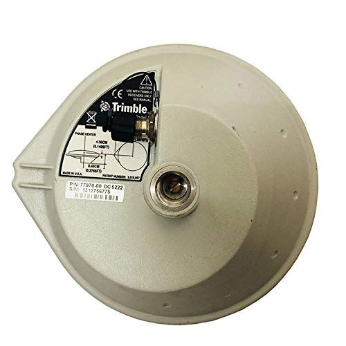Used Trimble Zephyr Model 2 Rover L1/L2 GPS Antenna (L2 And Gps L1)