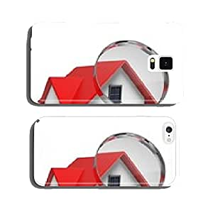 House. 3D. House Hunting cell phone cover case Samsung S5