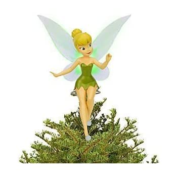 Amazon Com Tinkerbell Tree Topper Home Amp Kitchen