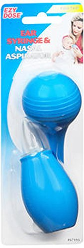 Ezy-Dose Ear Syringe and Nasal Aspirator - Each