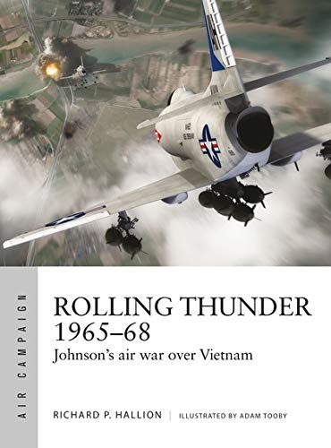 Rolling Thunder 1965-68: Johnson