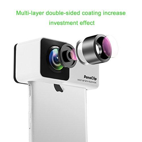 SHOPUS | XINLON Panoramic Lens,360 Camera,Double 180 Degree