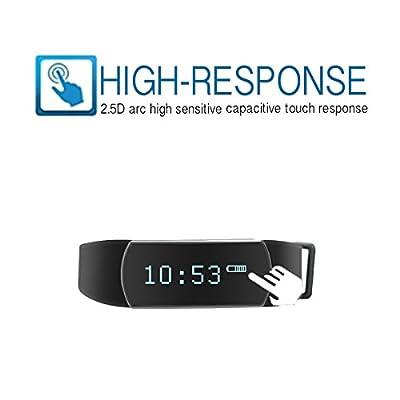 All Cart Waterproof Smart bracelet,Sports Fitness Tracker