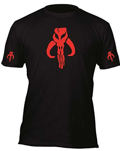 Unisex Womens Mandalorian Custom Black