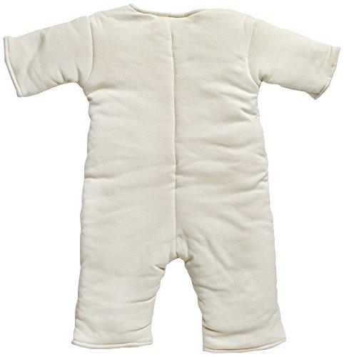 67e1e74b45 Baby Merlin s Magic Sleepsuit 6-9 Months - Cream Cotton  Amazon.co.uk  Baby