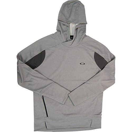 Core Fleece Hoody (Oakley Mens Core Skrilla Fleece Hoody Pullover Sweatshirt XX-Large Athletic Heather)