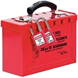 Master Lock Standard Group Lock Box for Lockout/Tagout