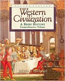 Amazon western civilization a brief history comprehensive western civilization a brief history comprehensive edition high schoolretail version 2nd edition fandeluxe Images