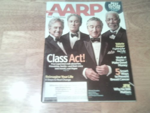 AARP The Magazine - October/November 2013 - Class Act! for sale  Delivered anywhere in USA