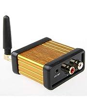 Festnight HIFI-class BT 4.2 Audio Receiver Box Amplifier Car Stereo Amplifier Modification Acceptor