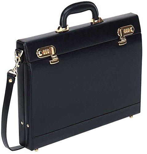 Slim Attache - NEW Leather Slim Attache Case 2,5in