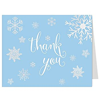 bridal shower thank you cards winter here comes the bride wedding shower note