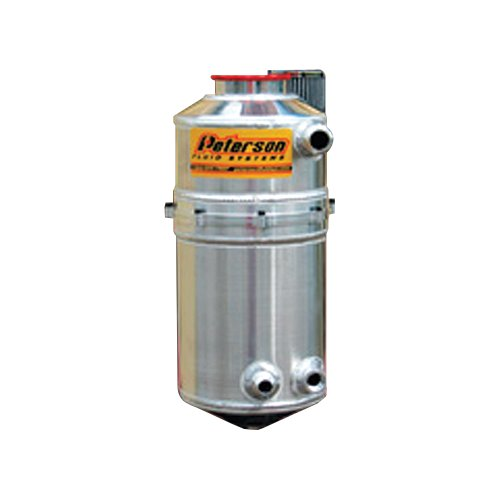 Peterson Fluid Systems 08-0783 1.5 Gallon Drag Oil Tank - 2 Piece
