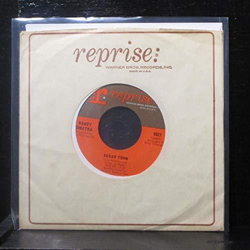 Nancy Sinatra with Lee Hazlewood - Sugar Town / Summer Wine - 7