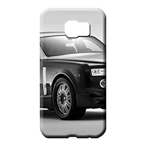 samsung galaxy s6 edge Shock Absorbing Durable For phone Protector Cases phone cases covers Aston martin Luxury car logo super