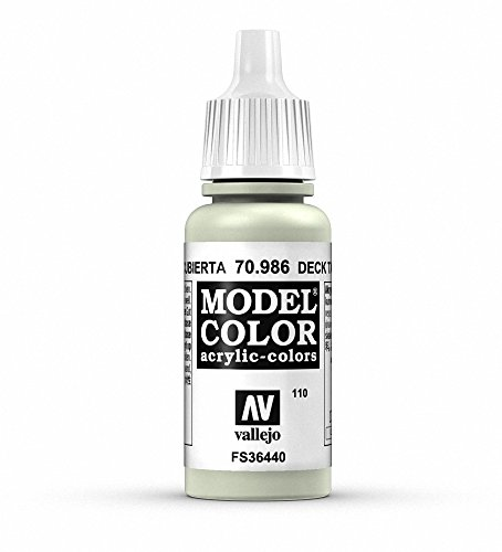 Vallejo Acrylic Paint, Deck Tan