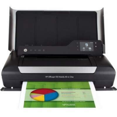 HP Officejet 150 Inkjet Mobile All-in-One Printer - Print...