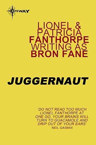 book cover of Juggernaut
