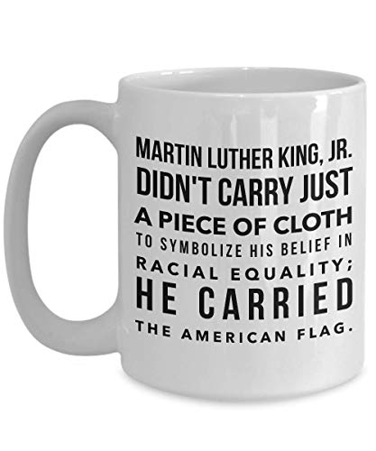 American Upholsterer Coffee Mug 15 Oz - Just A Piece Of Cloth To Symbolized - Patriot Betsy Great Gift Idea For Men Dad Father Husband Military (Having A Girlfriend While In The Military)