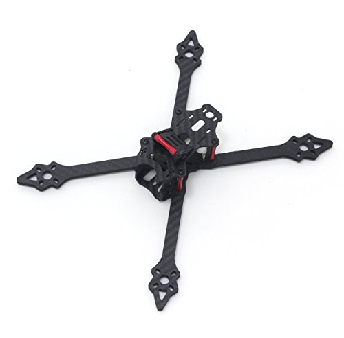 Usmile XSU220 220mm Carbon Fiber Quadcopter Quad X Frame for FPV Drone racing like QAV210 QAV250 QAV-R QAV-X Martian II RX220