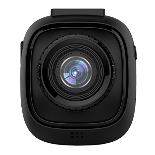 Pruveeo P2 FHD 1080P Dash Cam with WiFi, 160 Degree Wide Angle Dashboard Camera