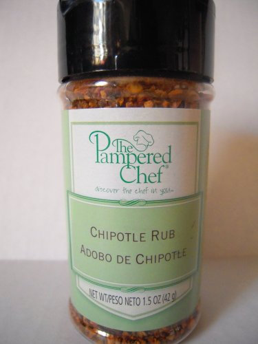 Pampered Chef Chipotle Rub (Chipotle Granules)