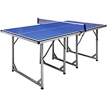 Merveilleux Hathaway Reflex 6 Ft Table Tennis Table   Mid Sized And Foldable For Small  Spaces