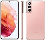 "Smartphone Samsung Galaxy S21 5G 128GB 6.2"" 8GB RAM 64+12+12MP"