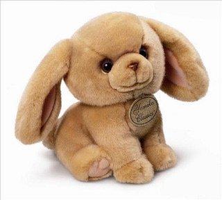 Russ Berrie Yomiko - Conejo de peluche (21,5 cm), color marrón