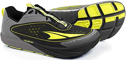 ALTRA Men's AFM1837F Torin 3.5 Running Shoe, Black/Neon - 10 D(M) US