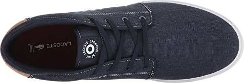 Lacoste Mens Ampthill 118 1 Navy / Light Tan