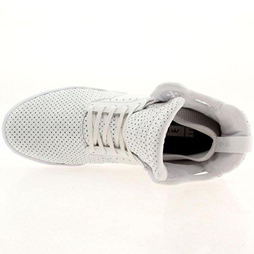 Supra Mens Skytop Iv Shoes Bianco