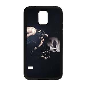 Samsung Galaxy S5 Phone Case Black WWE DY7681558