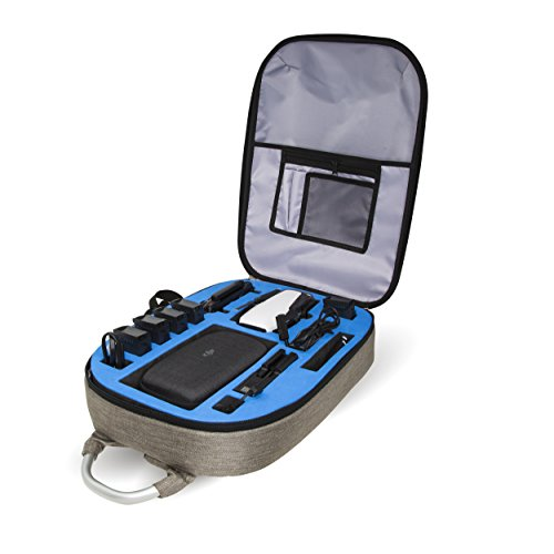 - Ultimaxx Hard Shell Anti-Shock Carrying Case Travel Backpack for DJI Mavic AIr Quadcopter Drones