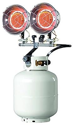 Mr. Heater Tank Top Outdoor Heater
