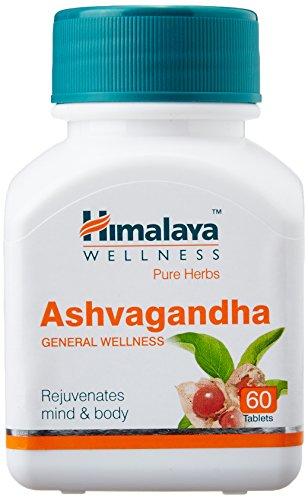 Himalaya Ashvagandha General Wellness Tablets (60 Tablet)